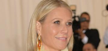 Gwyneth Paltrow wore a sad sack Chloe to the Met Gala: creepy doll nightgown?