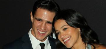 Gina Rodriguez married Joe LoCicero over the weekend