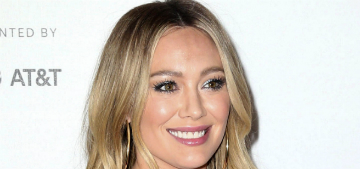 Hilary Duff stopped nursing after being 'sad, frustrated and feeling like a failure'