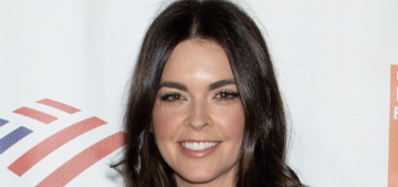 Katie Lee: 'I get multiple messages a day asking why I am not pregnant yet'