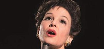 Renee Zellweger's Judy Garland drag revealed: does Renee pull it off?