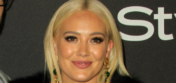 Hilary Duff got engaged to Matthew Koma for real this time
