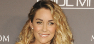 Lauren Conrad 'felt like a bad mom' when she couldn't produce enough milk
