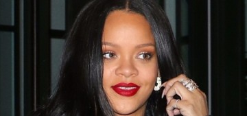 Rihanna's partnership with LVMH is official, she'll have her own 'Fenty' fashion label