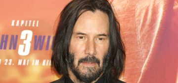 Keanu Reeves: John Wick's hobby is restoring old leather-bound books