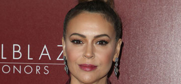 Alyssa Milano's 'sex strike' to protest anti-choice law is kind of clueless, right?