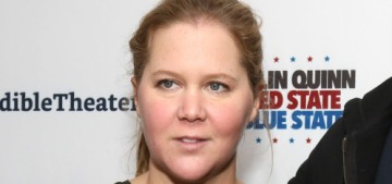 Amy Schumer: 'Men are cool…but women are f–king warriors & capable of anything'