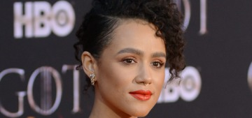 Nathalie Emmanuel talks about Missandei's fate & how the bad guys still win