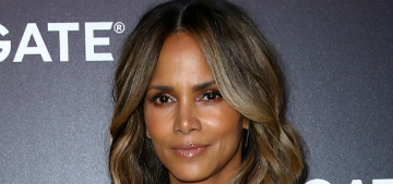 Halle Berry: 'You're so much more ready to be a parent after 40′
