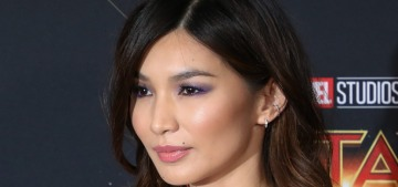 Did Gemma Chan 'like' a shady tweet about Constance Wu on purpose?