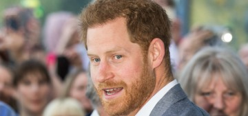Prince Harry wants to raise Archie as a 'private citizen' & 'shield him' from the public eye