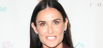 Demi Moore posts video of being welcomed home by her seven little dogs: adorable?