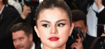 Selena Gomez in two Louis Vuitton looks at Cannes: stunning or blah?