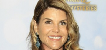 Lori Loughlin worries that she'll be 'treated unfairly' because of her enormous fame