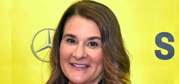 Melinda Gates: The work of caring for a dog often falls to the mom of the family