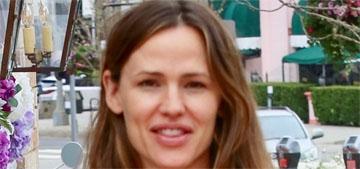 Jennifer Garner spotted out at breakfast with her boyfriend, John Miller