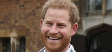 Prince Harry accepted damages & an apology from Splash photo agency