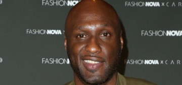 Lamar Odom is a sex addict who slept with 'more than 2000 women'