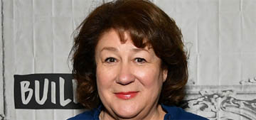Margo Martindale: 'I played a nice neighbor for years. I'm happy to be murdering people'