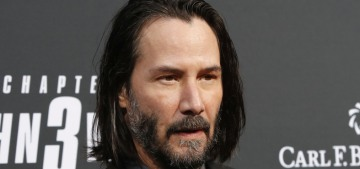 Keanu Reeves identifies as a person of color, but isn't an Asian 'spokesperson'