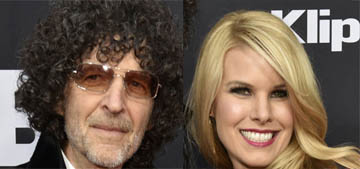 Howard Stern: 'My wife is so amazing and I'm in such a good loving relationship'