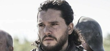 Kit Harington says words about sexism & Daenerys: 'Dany is not a good person'