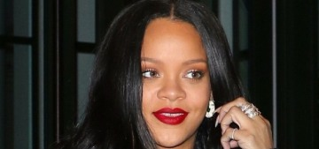 Rihanna: 'I will not back down from being a woman, from being black'