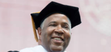 Billionaire Robert F. Smith announces he'll pay entire Morehouse graduating class' debt