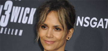 Halle Berry worked out twice a day and became a dog trainer for John Wick 3