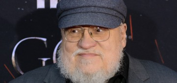 George RR Martin on whether his GoT ending will be the same: 'Well… yes.  And no'