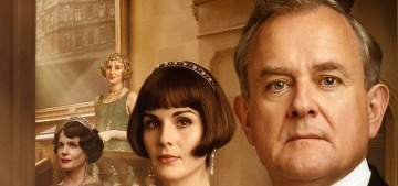 The full-length trailer for the 'Downton Abbey' movie is here & it looks awesome!!