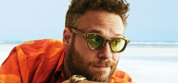Seth Rogen has regrets about the homophobic comedy he did a decade ago