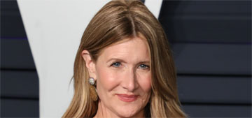 Laura Dern discusses abortion carrying a murder charge in death penalty states