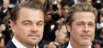 Brad Pitt, Margot Robbie & Leo DiCaprio premiere 'OUATIH' in Cannes
