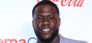 Kevin Hart has a rabbit phobia: 'Look at his eyes, that's the exorcist'