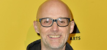 Moby also has a skeevy story about 'dating' Lana del Rey when she was half his age