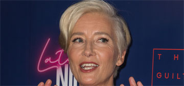 Emma Thompson tells fans not to see her movies unless they're good