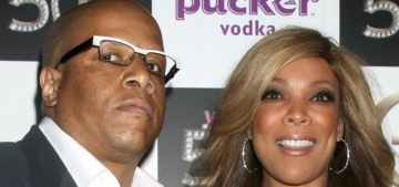 Wendy Williams' son Kevin Jr. got arrested for punching his dad in the face