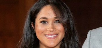 Doria Ragland is back in LA, so the Sussexes are looking for a nanny