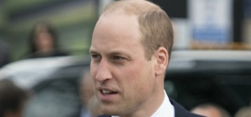Prince William apparently has a nickname for Princess Charlotte: 'Mignonette'