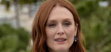 Julianne Moore on her freckles: 'I still don't like them… I'd prefer not to have them'