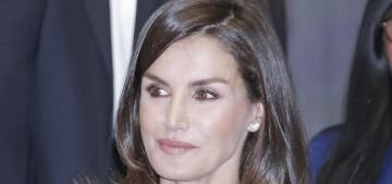 Queen Letizia in Zara & Sandro looks this week: cheap or stunning?