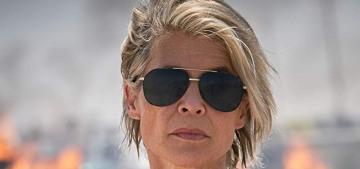 'Terminator: Dark Fate' trailer shows the return of Linda Hamilton as Sarah Connor