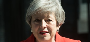Theresa May will step down as Britain's prime minister in two weeks, on June 7