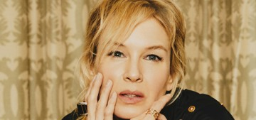 Renee Zellweger on how she's changed: 'I'm better at taking care of myself first'