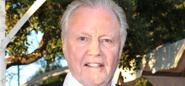 Jon Voight thinks Donald Trump is the best president since Abraham Lincoln
