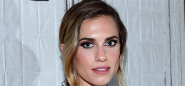 Allison Williams on horror: 'I tried to avoid the genre, am easily scared'