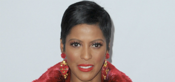 Tamron Hall on not producing enough milk for her baby: It broke me