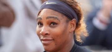 Serena Williams' big 2019 French Open look was a Virgil Abloh crop-top…?