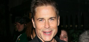 Rob Lowe: It was 'traumatic' to watch Prince William lose his hair